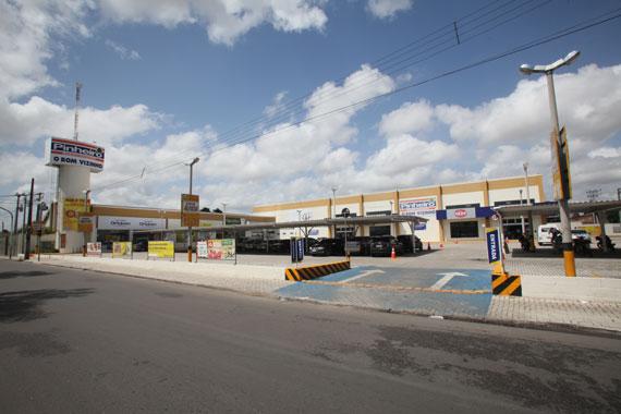 Pinheiro Supermercado - loja Messejana